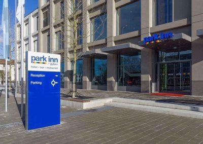 Park Inn by Radisson Neumarkt Vorfahrt